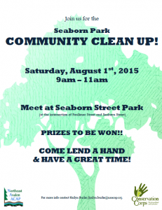 Community Cleanup GT
